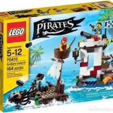 Juegos construcción - Lego: LEGO PIRATES 70410. A ESTRENAR. NUEVO. RARO. Lote 223049365
