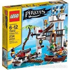Juegos construcción - Lego: LEGO PIRATES 70412. A ESTRENAR. NUEVO. RARO. Lote 223049620