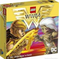 Juegos construcción - Lego: LEGO 76157 WONDER WOMAN CHEETAH. LIKITADO. NUEVO. A ESTRENAR!!!. Lote 223150640