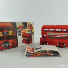 Jeux construction - Lego: LEGO LONDON BUS / AUTOBÚS INGLES REF.384. Lote 224334695