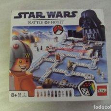 Juegos construcción - Lego: LEGO STAR WARS, BATTLE OF HOTH, 2012 LUCASFILM LTD.. Lote 224887721