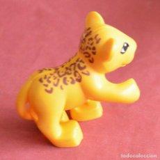 Juegos construcción - Lego: CACHORRO DE LEOPARDO - ANIMALES - ZOO - LEGO DUPLO. Lote 225099100