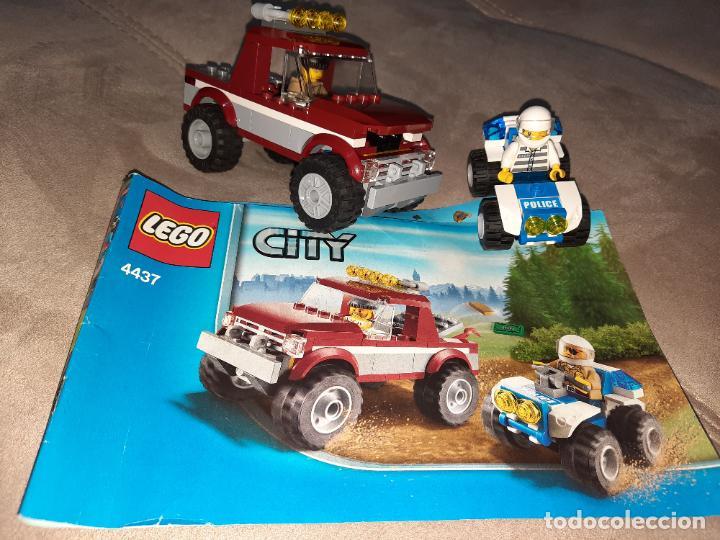 LEGO CITY,4437,SIN CAJA (Juguetes - Construcción - Lego)