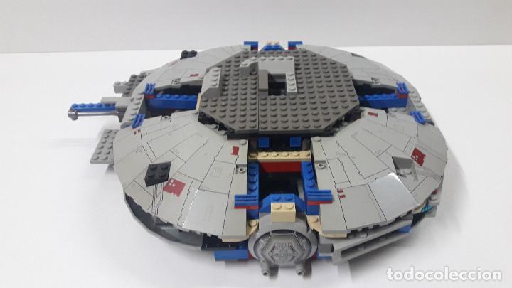 Juegos construcción - Lego: ANTIGUA NAVE ESPACIAL POSIBLEMENTE DE STAR WARS . ORIGINAL DE LEGO . PARA COMPLETAR O RECAMBIOS .... - Foto 2 - 226461650