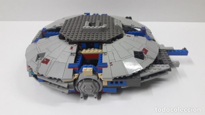 Juegos construcción - Lego: ANTIGUA NAVE ESPACIAL POSIBLEMENTE DE STAR WARS . ORIGINAL DE LEGO . PARA COMPLETAR O RECAMBIOS .... - Foto 3 - 226461650