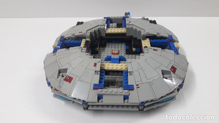 Juegos construcción - Lego: ANTIGUA NAVE ESPACIAL POSIBLEMENTE DE STAR WARS . ORIGINAL DE LEGO . PARA COMPLETAR O RECAMBIOS .... - Foto 6 - 226461650