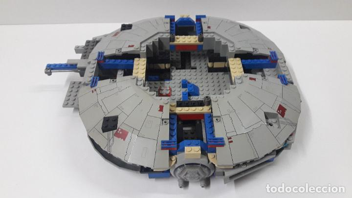 Juegos construcción - Lego: ANTIGUA NAVE ESPACIAL POSIBLEMENTE DE STAR WARS . ORIGINAL DE LEGO . PARA COMPLETAR O RECAMBIOS .... - Foto 8 - 226461650