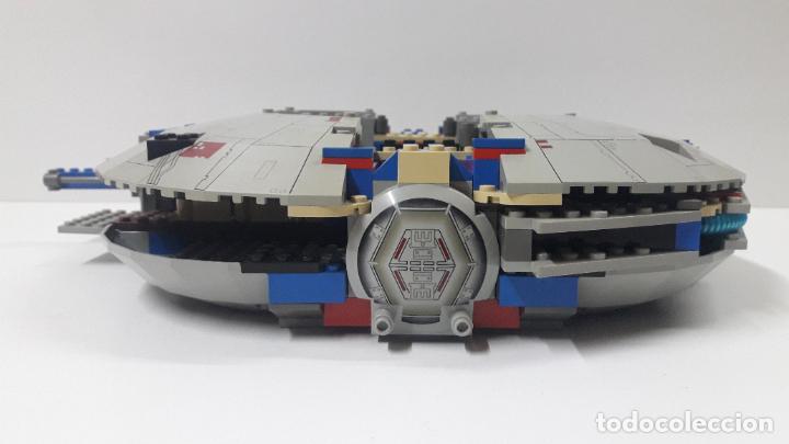 Juegos construcción - Lego: ANTIGUA NAVE ESPACIAL POSIBLEMENTE DE STAR WARS . ORIGINAL DE LEGO . PARA COMPLETAR O RECAMBIOS .... - Foto 9 - 226461650