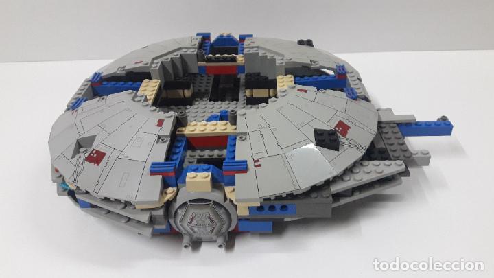 Juegos construcción - Lego: ANTIGUA NAVE ESPACIAL POSIBLEMENTE DE STAR WARS . ORIGINAL DE LEGO . PARA COMPLETAR O RECAMBIOS .... - Foto 10 - 226461650