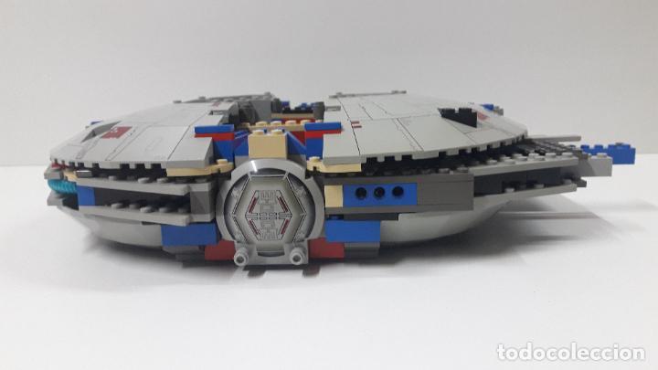 Juegos construcción - Lego: ANTIGUA NAVE ESPACIAL POSIBLEMENTE DE STAR WARS . ORIGINAL DE LEGO . PARA COMPLETAR O RECAMBIOS .... - Foto 11 - 226461650