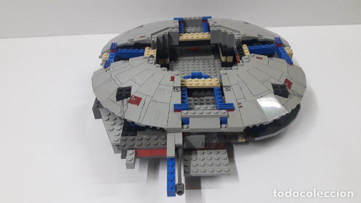 Juegos construcción - Lego: ANTIGUA NAVE ESPACIAL POSIBLEMENTE DE STAR WARS . ORIGINAL DE LEGO . PARA COMPLETAR O RECAMBIOS .... - Foto 12 - 226461650