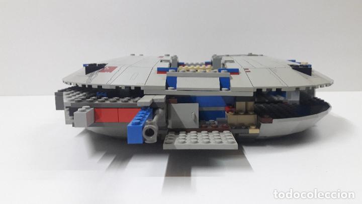 Juegos construcción - Lego: ANTIGUA NAVE ESPACIAL POSIBLEMENTE DE STAR WARS . ORIGINAL DE LEGO . PARA COMPLETAR O RECAMBIOS .... - Foto 13 - 226461650