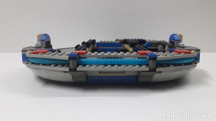 Juegos construcción - Lego: ANTIGUA NAVE ESPACIAL POSIBLEMENTE DE STAR WARS . ORIGINAL DE LEGO . PARA COMPLETAR O RECAMBIOS .... - Foto 15 - 226461650
