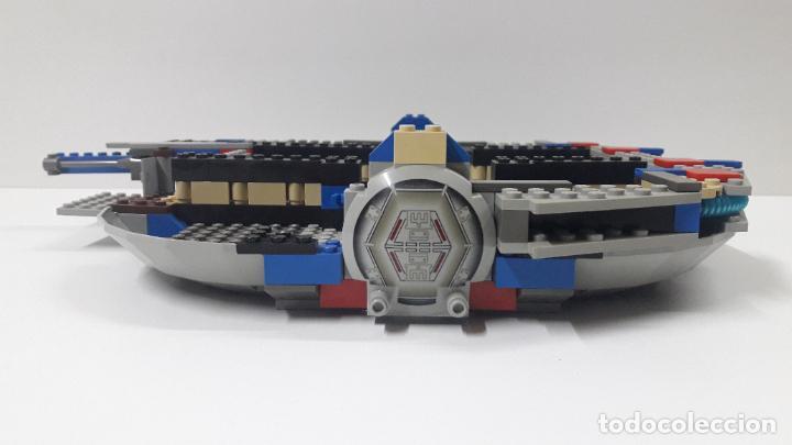 Juegos construcción - Lego: ANTIGUA NAVE ESPACIAL POSIBLEMENTE DE STAR WARS . ORIGINAL DE LEGO . PARA COMPLETAR O RECAMBIOS .... - Foto 16 - 226461650