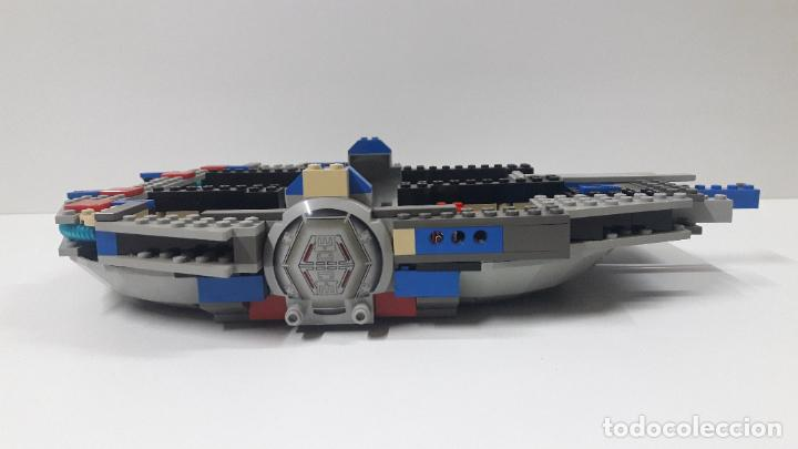 Juegos construcción - Lego: ANTIGUA NAVE ESPACIAL POSIBLEMENTE DE STAR WARS . ORIGINAL DE LEGO . PARA COMPLETAR O RECAMBIOS .... - Foto 17 - 226461650