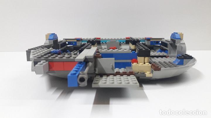 Juegos construcción - Lego: ANTIGUA NAVE ESPACIAL POSIBLEMENTE DE STAR WARS . ORIGINAL DE LEGO . PARA COMPLETAR O RECAMBIOS .... - Foto 18 - 226461650