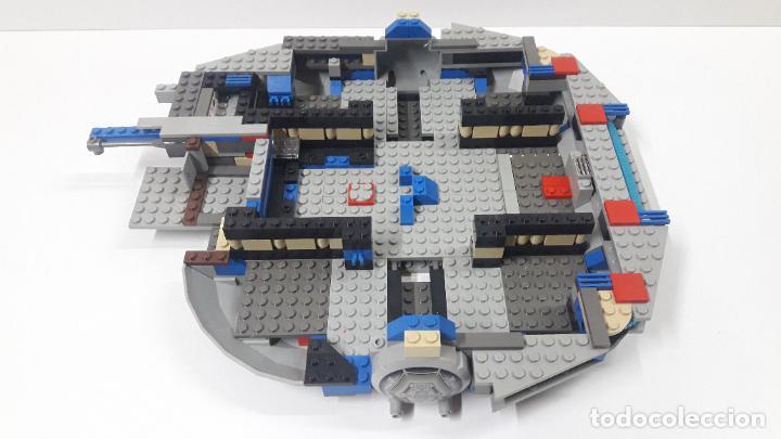 Juegos construcción - Lego: ANTIGUA NAVE ESPACIAL POSIBLEMENTE DE STAR WARS . ORIGINAL DE LEGO . PARA COMPLETAR O RECAMBIOS .... - Foto 19 - 226461650