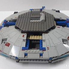 Juegos construcción - Lego: ANTIGUA NAVE ESPACIAL POSIBLEMENTE DE STAR WARS . ORIGINAL DE LEGO . PARA COMPLETAR O RECAMBIOS ..... Lote 226461650