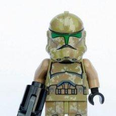 Jogos construção - Lego: LEGO MINIFIGURA STAR WARS KASHYYYK TROOPER. Lote 227630145