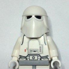 Juegos construcción - Lego: LEGO MINIFIGURA STAR WARS SNOW TROOPER , ORIGINAL. Lote 227733910