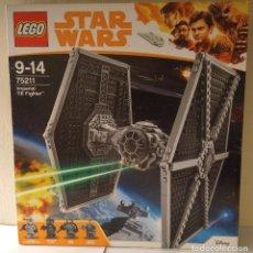Juegos construcción - Lego: IMPERIAL TIE FIGHTER LEGO 75211 - EN CAJA PRECINTADO SIN ABRIR NUEVO. Lote 227769925