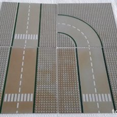 Juegos construcción - Lego: LEGO, PLACAS BASE. Lote 227772300