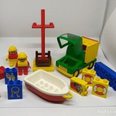 Juegos construcción - Lego: LOTE FIGURAS LEGO DUPLO. Lote 227775420