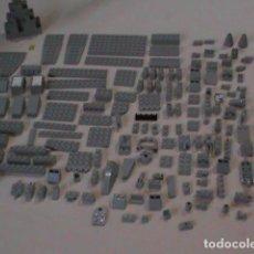 Giochi costruzione - Lego: LOTE PIEZAS LEGO GRIS,149 PIEZAS. Lote 228090555