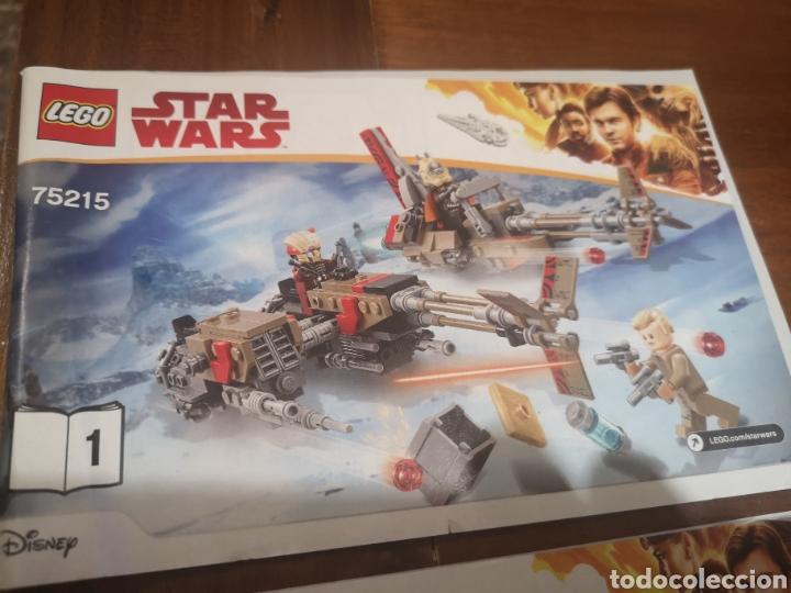 Juegos construcción - Lego: Manuales 75215 Lego Star Wars - Foto 2 - 229228115