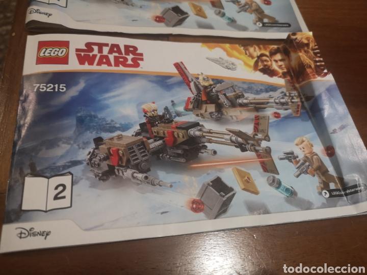 Juegos construcción - Lego: Manuales 75215 Lego Star Wars - Foto 3 - 229228115