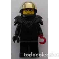 Juegos construcción - Lego: LEGO MINIFIGURA OGEL, TRANS-RED HOOK , SET 4796,. Lote 229393320