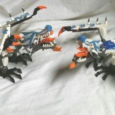 Juegos construcción - Lego: LEGO PAREJA DRAGÓN DEL HIELO 2260 ICE NINJAGO. Lote 229470490