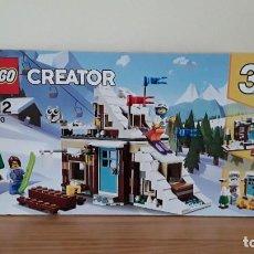 Juegos construcción - Lego: LEGO CREATOR 31080. Lote 230107100