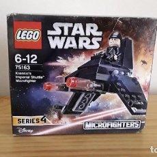 Juegos construcción - Lego: LEGO STAR WARS 75163. Lote 230107300