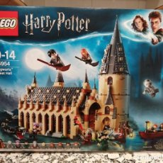 Juegos construcción - Lego: CAJA LEGO HARRY POTTER HOGWARTS GREAT HALL REFERENCIA 75954 SIN ABRIR VER FOTOS. Lote 230677965