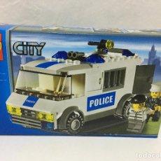 Juegos construcción - Lego: LEGO CITY 7245, CON CAJA E INSTRUCCIONES, ABIERTO PERO EN BUEN ESTADO. Lote 231031645