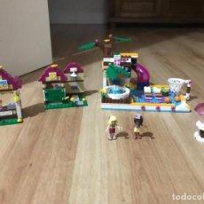 Juegos construcción - Lego: LA PISCINA DE HEARTLAKE CITY. LEGO. Lote 231058465