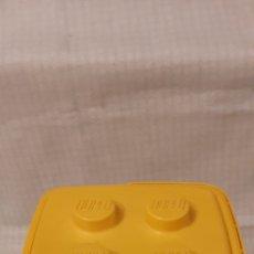 Juegos construcción - Lego: CUBO DE DUPLO, DE LEGO, CON SUS PIEZAS. Lote 231550900