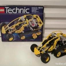 Juegos construcción - Lego: LEGO 8414 COMPLETO Y PERFECTO. COMO NUEVO. DESCATALOGADO 1977. Lote 232980695