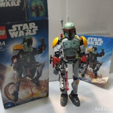 Juegos construcción - Lego: LEGO STAR WARS BOBA FETT REF.75533 COMPLETO EN CAJA ORIGINAL Y MANUAL. Lote 233313705