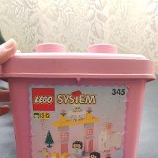 Juegos construcción - Lego: LEGO SYSTEM 345. Lote 234467305