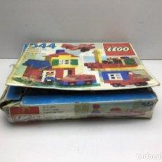 Juegos construcción - Lego: CAJA LEGO REF- 544 - CON USO MIRAR FOTOS ADICIONALES. Lote 234622145