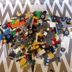 Jeux construction - Lego: LOTE 400 GRAMOS DESCUACE POLICIA LEGO ORIGINAL IDEAL PARA COMPLETAR. Lote 234823940