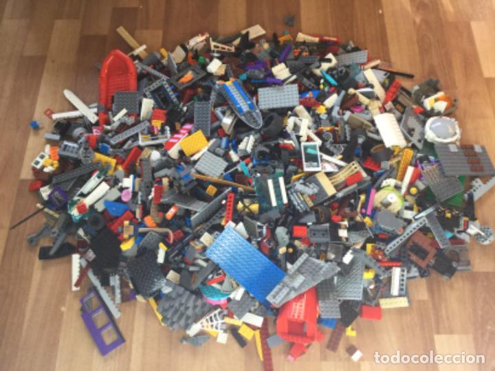 LOTE LEGO VARIADO 5KG (Juguetes - Construcción - Lego)