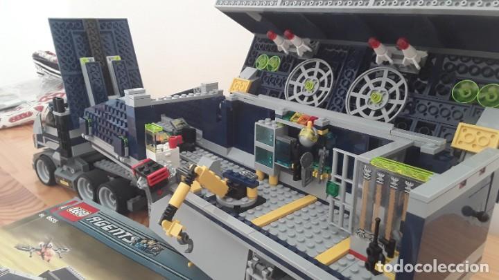 Juegos construcción - Lego: Lego Agents 8635. Camión - Foto 3 - 235349360