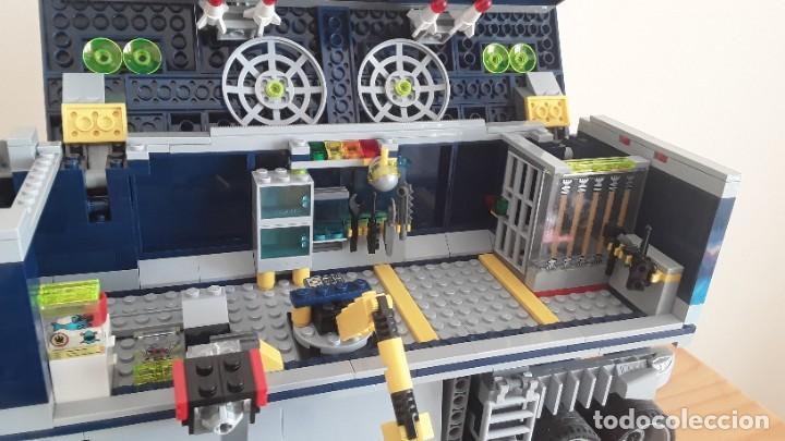 Juegos construcción - Lego: Lego Agents 8635. Camión - Foto 4 - 235349360