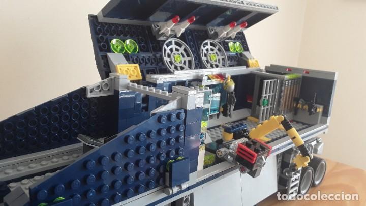 Juegos construcción - Lego: Lego Agents 8635. Camión - Foto 6 - 235349360