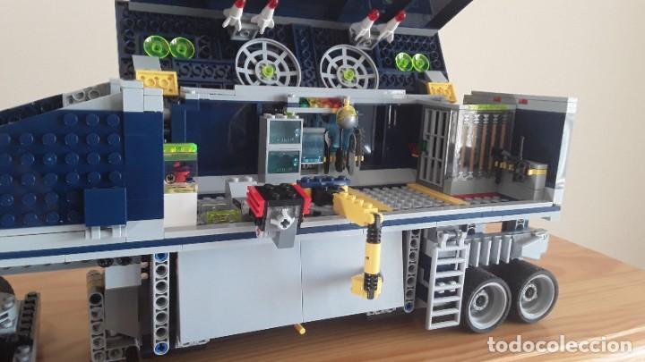 Juegos construcción - Lego: Lego Agents 8635. Camión - Foto 7 - 235349360