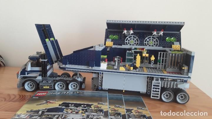 Juegos construcción - Lego: Lego Agents 8635. Camión - Foto 8 - 235349360
