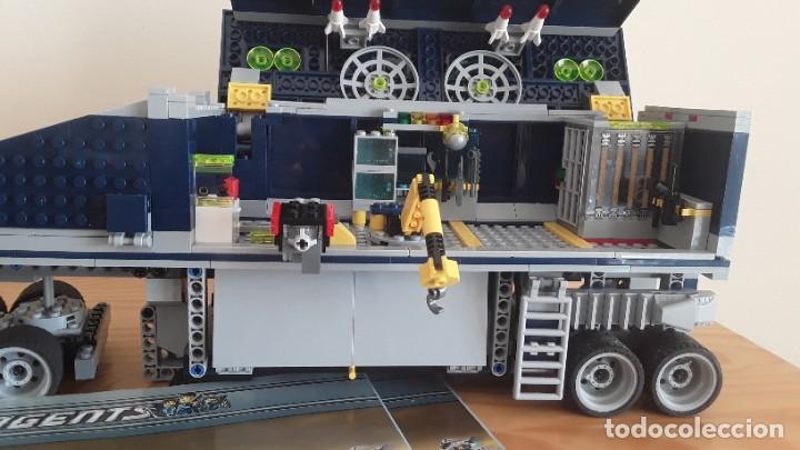 Juegos construcción - Lego: Lego Agents 8635. Camión - Foto 10 - 235349360